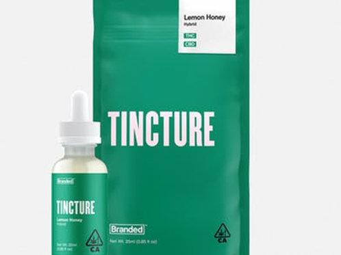Branded | Lemon Honey Tincture | 100mg