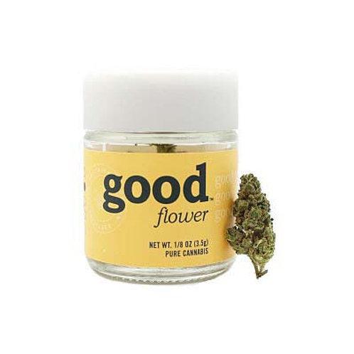 Good Flower Hybrid 3.5g Jar - Trifi Cookies, 1/8