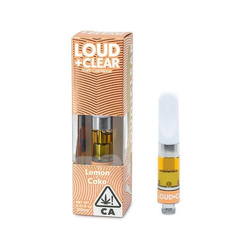Loud + Clear | Lemon Cake Cartridge