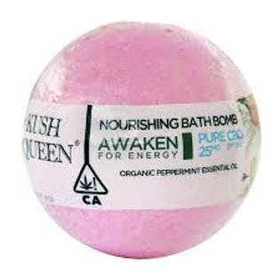 Kush Queen Bath Bomb - Awaken 1:1