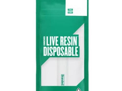 Branded Fire OG (I) Live Resin .5g Disposable