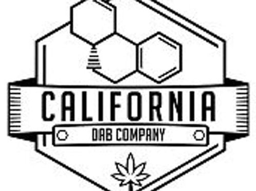 California Dab Company | Full Spectrum 1000mg THC Tincture