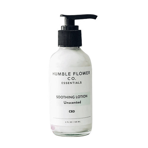 HUMBLE FLOWER: UNSCENTED SOOTHING LOTION 1:1 100ml