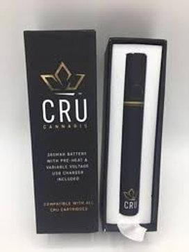 Cru Battery - Black