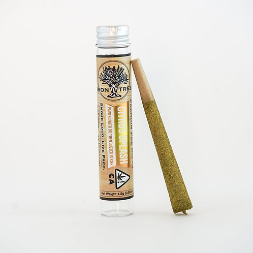Iron Tree Premium Pre-Roll - Citrus Splash