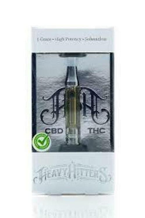 Heavy Hitters CBD/THC 1G CART ACDC, 1 g