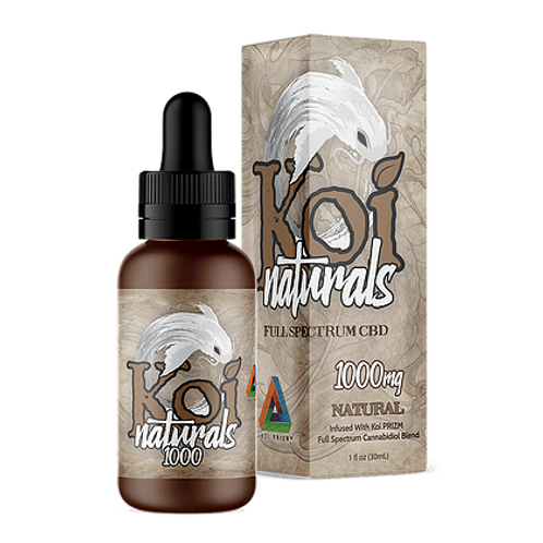 Koi Natural Oil- 1,000mg CBD