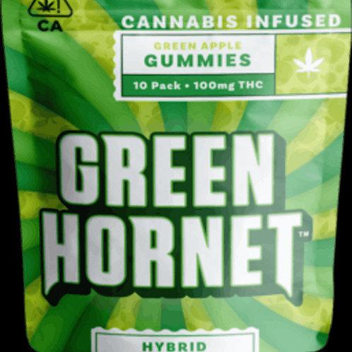 GREEN HORNET - GREEN APPLE HYBRID 100MG