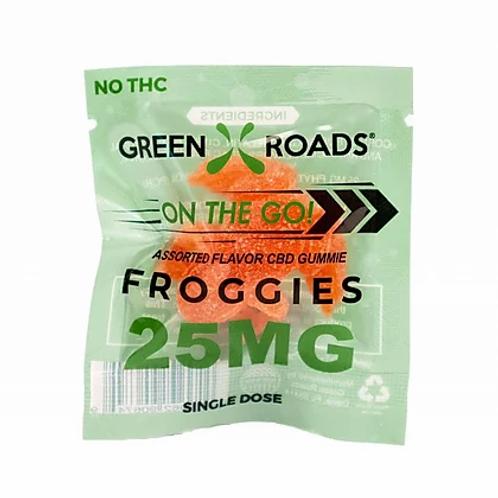 Green Roads Froggie - 25mg CBD