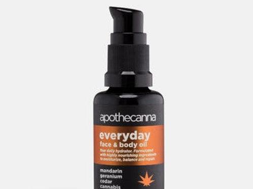 Apothecanna | Everyday Oil | 1oz
