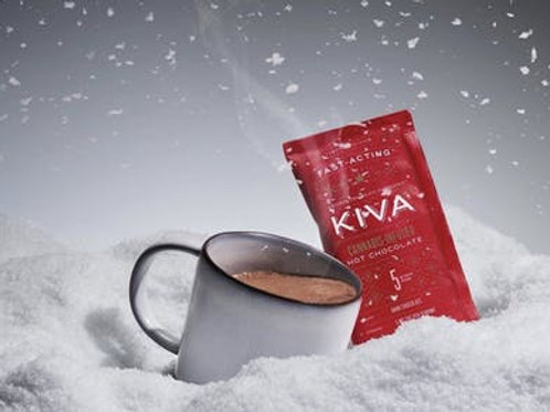 Kiva Hot Chocolate 5mg Single