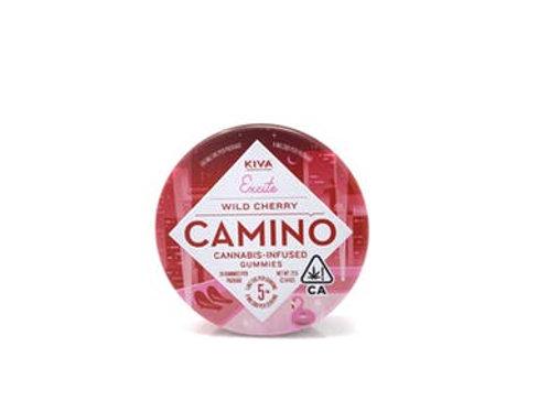 Kiva | Wild Cherry Camino Gummies Tin