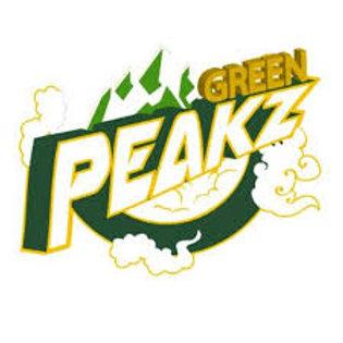 Green Peakz 3.5g Flower - Wifi Cake, 1/8