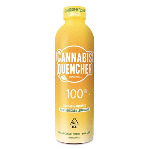 CANNABIS QUENCHER - OLD FASHIONED LEMONADE 100MG