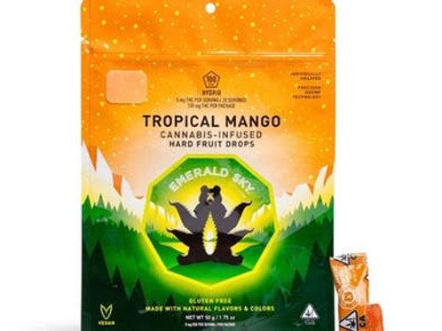 Emerald Sky   Tropical Mango Hard Candy