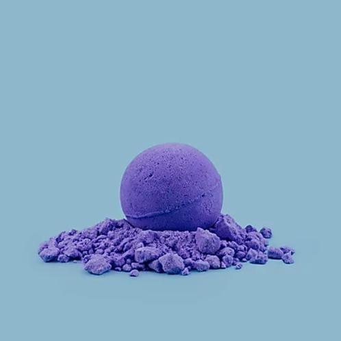 Kush Queen 'Sleep' Mini Bath Bomb- 10mg CBD
