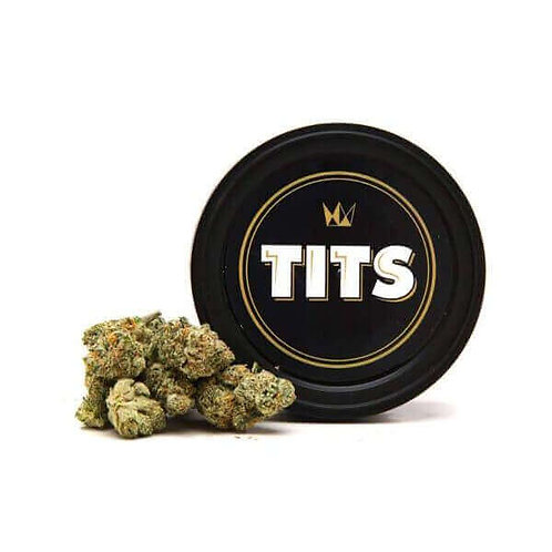 WEST COAST CURE: T.I.T.S 3.5 FLOWER