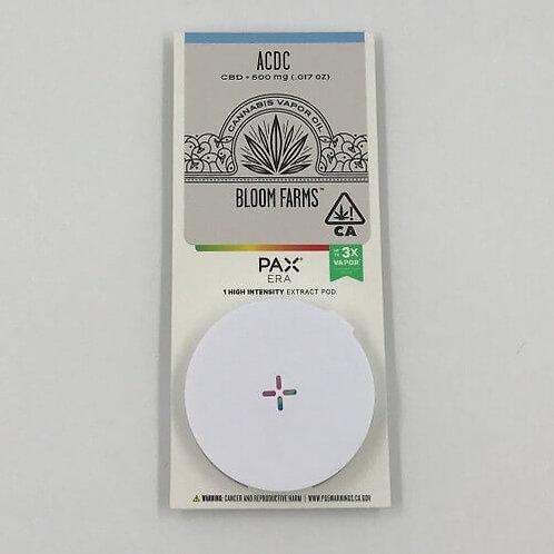 AC/DC 3:1 CBD Pax Pod by Bloom Farms - 0.5g