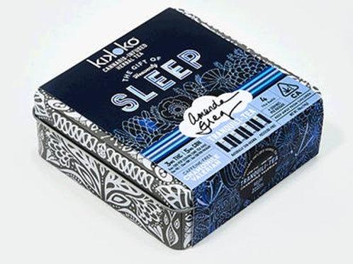 Kikoko 4 Pack Tranquili-Tea Case 20mg CBN/ 12mg THC