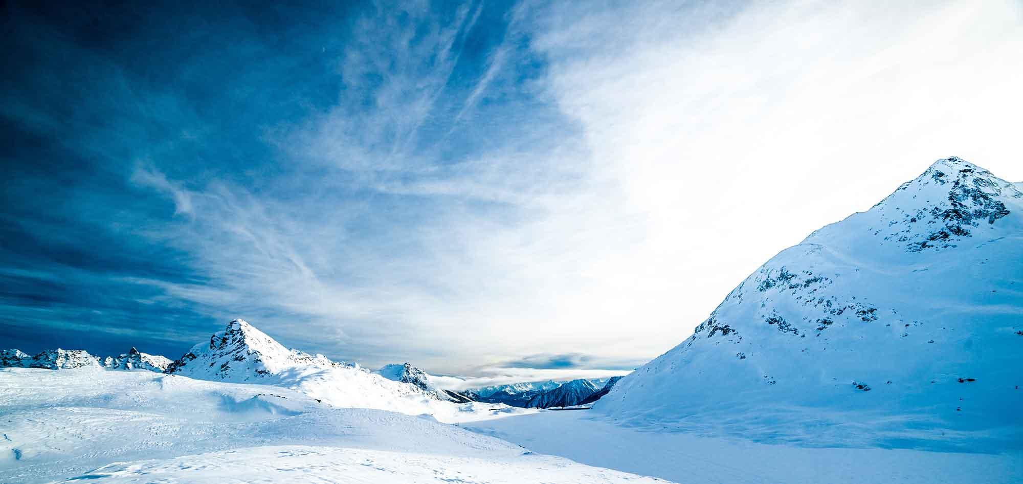 Mountains colder than cryo