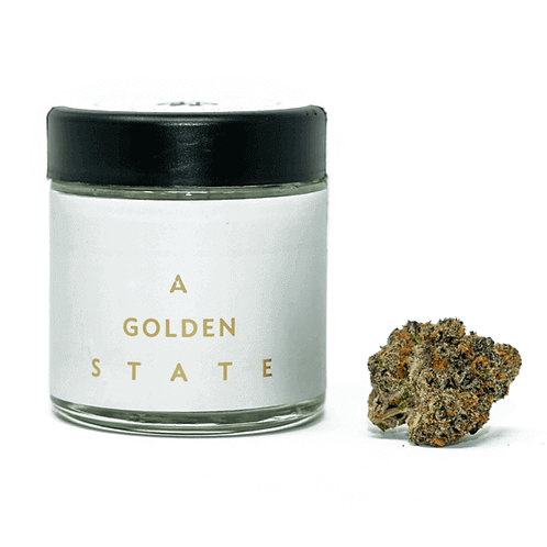 A GOLDEN STATE: SILVER CLOUD 3.5g
