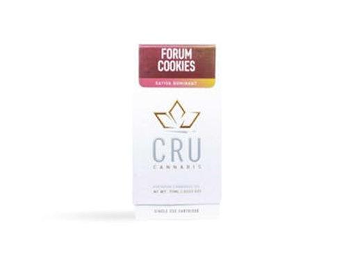 CRU   Forum Cookies Cartridge   0.75ml
