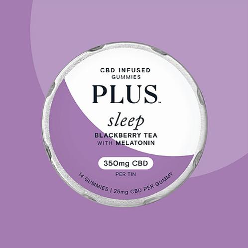 Plus CBD 'Sleep' Gummies 14ct- 350mg
