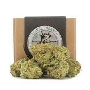 Lowell Cannabis 3.5g Jar - Chemdawg, 1/8