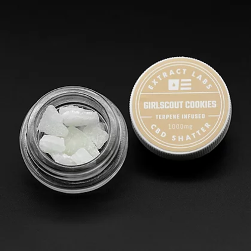 Extract Labs Cookie Shatter- 1000mg CBD