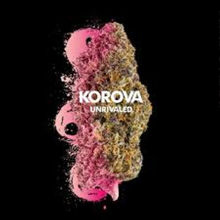 Korova Flower 3.5g Flower - Alien Blackout, 1/8