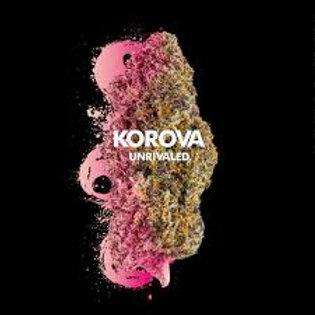 Korova Flower 1g Preroll - Crystal Cookies, 1 g