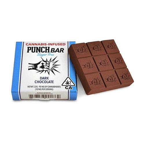 PUNCH: SUGAR-FREE DARK CHOCOLATE 90mg
