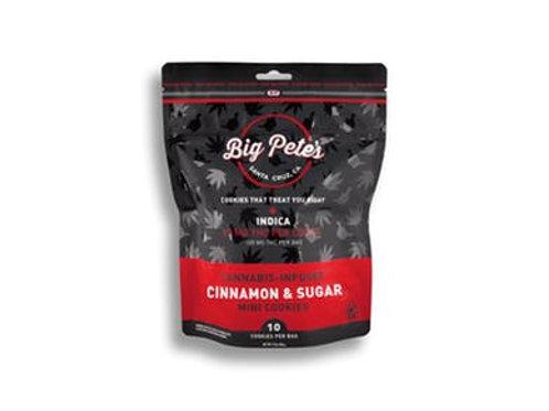 Big Pete's | Cinnamon & Sugar Cookies | 10-pack