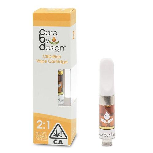 CBD Vape Cartridge 2:1