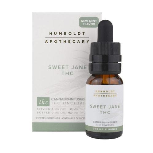 Humboldt Apothecary .5oz - Sweet Jane THC