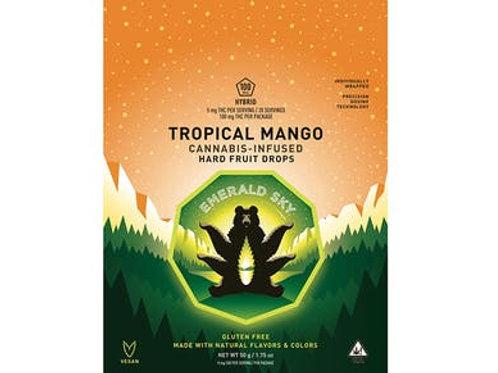 Emerald Sky | Tropical Mango Hard Candy 20-pack | 100mg