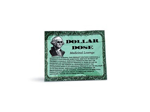 Dollar Dose   Watermelon Sativa Lozenge