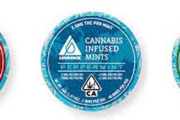 LoudPack 100mg Mints - Peppermint