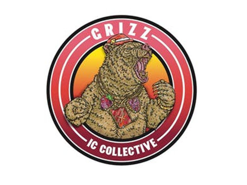 IC Collective | Grizz (H) - 1/8 oz
