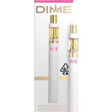 Dime .5g Disposable - Bubble Gum, 0.5 g