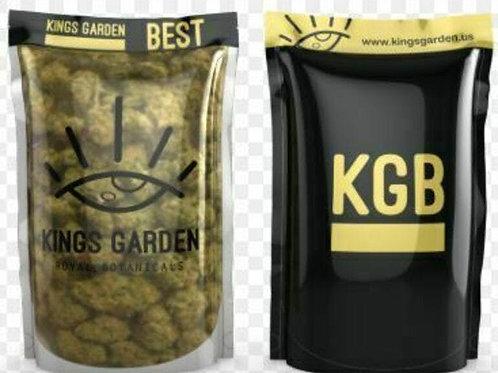 King's Garden Baller Jar 7g Quarter - Wifi Cake #5, 1/4