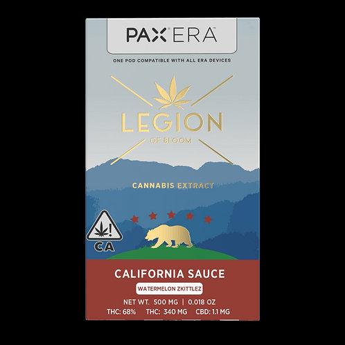 California Sauce Pax ERA Pod- Watermelon Zkittlez