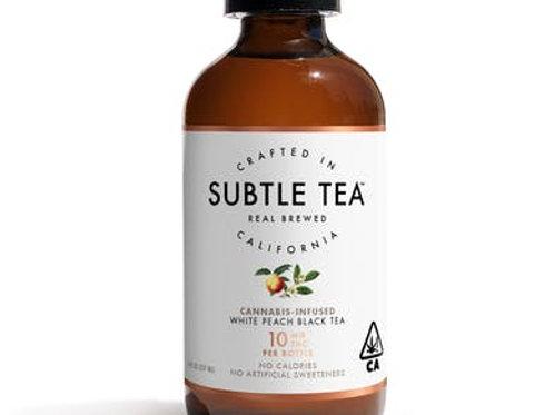 Subtle Tea   White Peach Tea