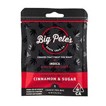 BIG PETE'S CINNAMON & SUGAR COOKIE INDICA 10MG