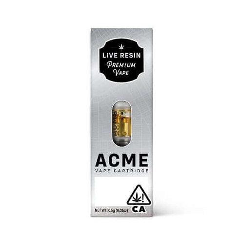 ACME: SOUR GRAPES CBD 1:1 LIVE RESIN CART