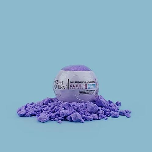 Kush Queen 'Sleep' Bath Bomb- 25mg