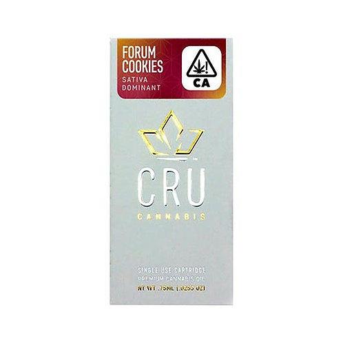Cru .75ml Cartridge - Forum Cookies