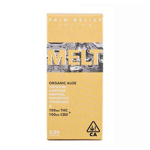 Kush Queen Melt - THC/CBD 1:1