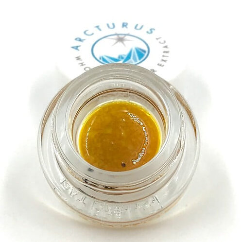 Diamonds & Gold Live Resin Sauce by Arcturus Extracts (73.01% THC) - 1g