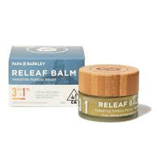 Papa & Barkley Releaf Balm 15ml - CBD RICH 3:1